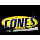 Cones - Konische Zigarettenhülsen
