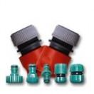 Schlauchverbindung für PE-Rohre