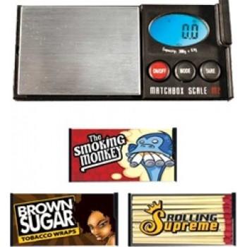 Digitalwaage - Jennings Matchbox M2 50 x 0.01gr