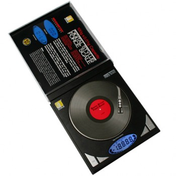 Digitalwaage - Jennings CD Scale - 500g x 0.1gr