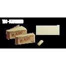 RAW Filter Perforierte Tips - 1 Block breit