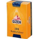 Zigarettenfilter Gizeh mit Aktivkohle 100er