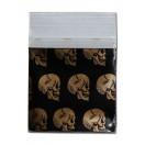 Schnellverschlußbeutel 24 x 24mm 100 Stk Skull