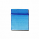 Schnellverschlußbeutel 40 x 45mm 100 Stk Blau