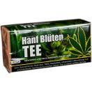 Hanf Blüten Tee - 25 Teebeutel