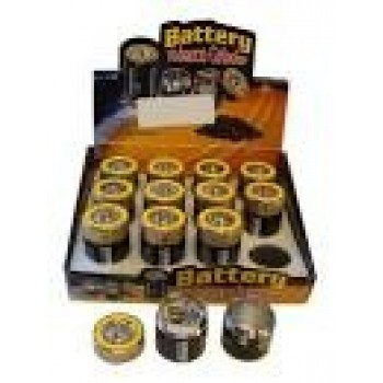 Batterie Tobacco Grinder