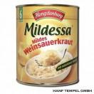 Dosentresor 'Hengstenberg Mildessa'
