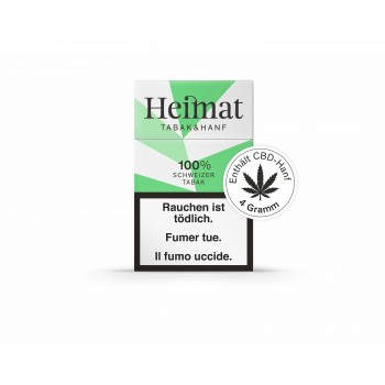 Heimat Tabak & Hanf Zigaretten