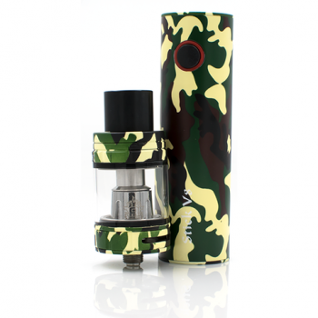 SMOK Stick V8 Kit mit TFV8 Big Baby 3000mAh army green