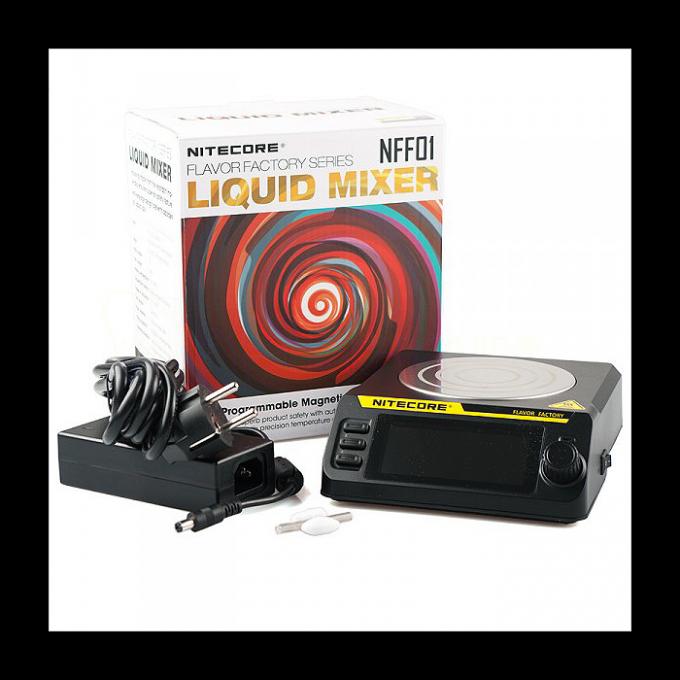 nitecore nff01 magnetic liquid mixer auf tempel. Black Bedroom Furniture Sets. Home Design Ideas