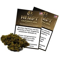 HEMPY INDOOR CALIFORNIA LOVE 1.9G - LIMITED EDITION 2 FOR 1