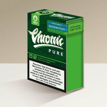 CHRONIC PURE BIOTONIC GREENHOUSE 3Gr