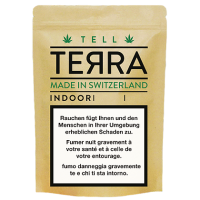 Terra - Tell Indoor - Tabkersatz - 1.6gr
