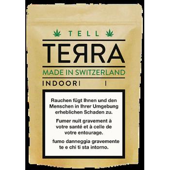 Terra - Tell Indoor - Tabkersatz - 1.6gr