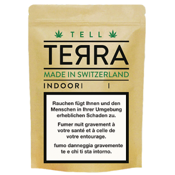 Terra - Tell Indoor - Tabkersatz - 4.5gr
