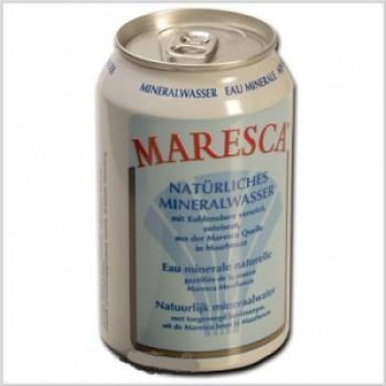 Dosentresor Maresca Mineralwasser