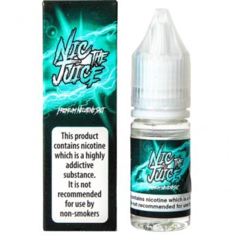 Nic the Juice - Nic Salt Shot 18mg, 10ml