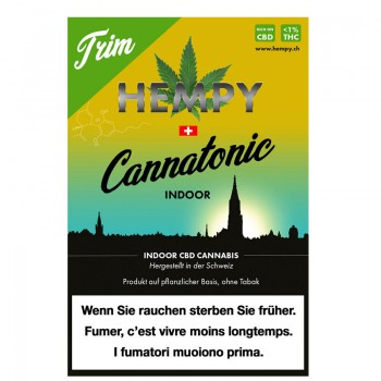 HEMPY CANNATONIC INDOOR TRIM 20GR