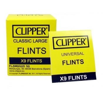 CLIPPER FEUERSTEINE 9 STK