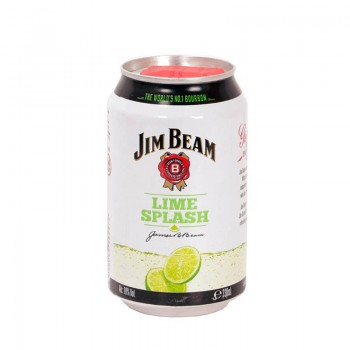 DOSENTRESOR JIM BEAM LIME SPLASH