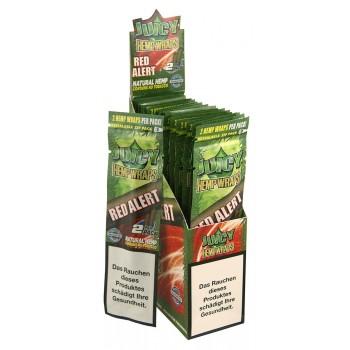 Juicy Hemp Wraps Red Alert - Strawberry