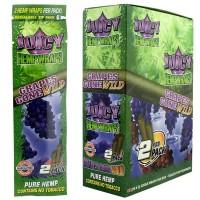 Juicy Hemp Wraps Purple - Grape