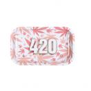 Kräuterschale 420 Pink Medium 160 x 270mm