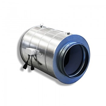 EC Silent Tube 1200m3/h 250mm