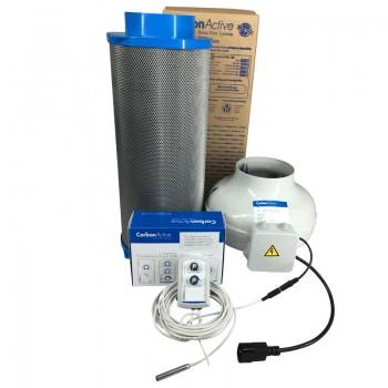 EC Ventilation Kit 160mm 504m3/h