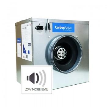 EC Silent Box HomeLine 280m3/h 125mm