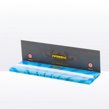 Futurola Papers Kingsize blau - Box