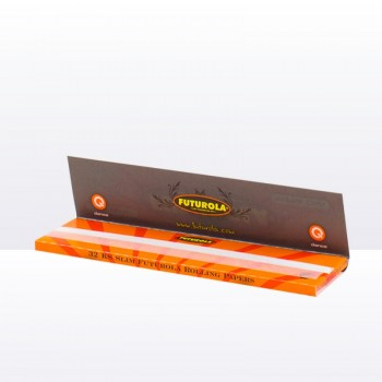 Futurola Papers Kingsize Slim rot - Box