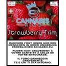 Cannabisking Strawberry Trim indoor CBD 20gr