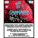 Cannabisking Berry Trim indoor CBD 20gr