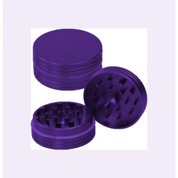 CNC Grinder Purple