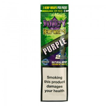 JJ Hemp Wraps Purple