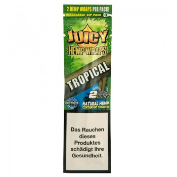 JJ Hemp Wraps Tropical
