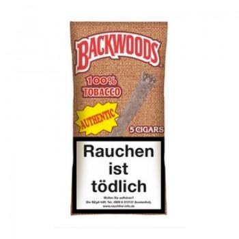 Backwood Blunt Authentic