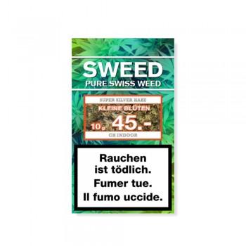 Sweed - Super Silver Haze kleine Blüten 10gr