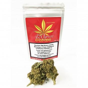 420Green Giant Bud - Tabakersatz 4.2g