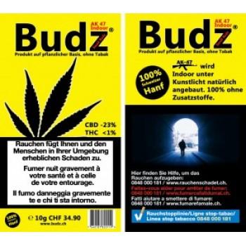 Budz AK 47 Small Budz Indoor 10Gr Hanfblüten Tabakersatz