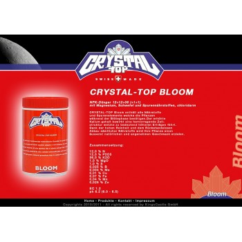 Crystal Top Bloom 5kg