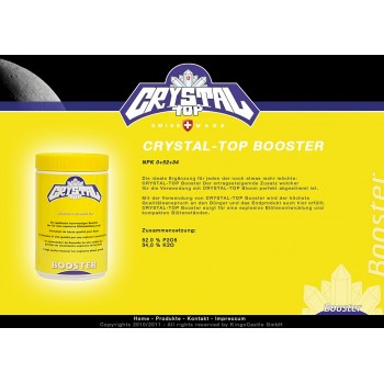 Crystal Top Booster 25kg