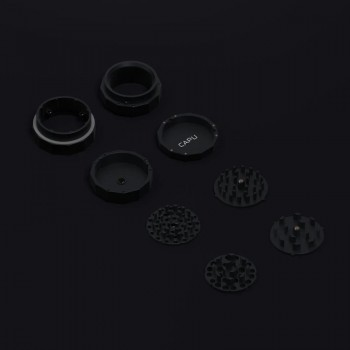 CAPU Herb Grinder Blacked Out Edition