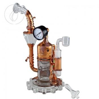 Black Leaf Galileos SteamOmeter Ölbong