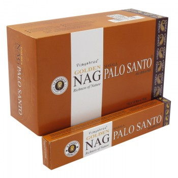 15 g Golden Nag Palo Santo