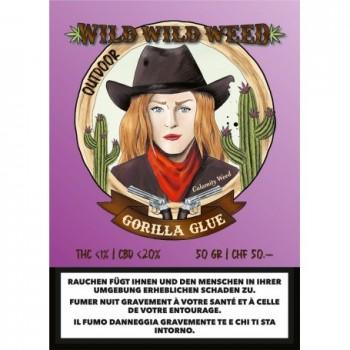 GORILLA GLUE - WILD WILD WEED - SCHWEIZER CBD BLÜTEN