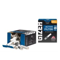 GIZEH Active Filter 6mm 34Stk
