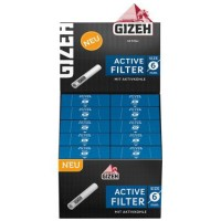 GIZEH Active Filter 6mm 10 x 34Stk
