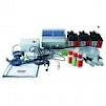 Düngecomputer mit 3 Dosierpumpen vollautomatisch TPS-HP2
